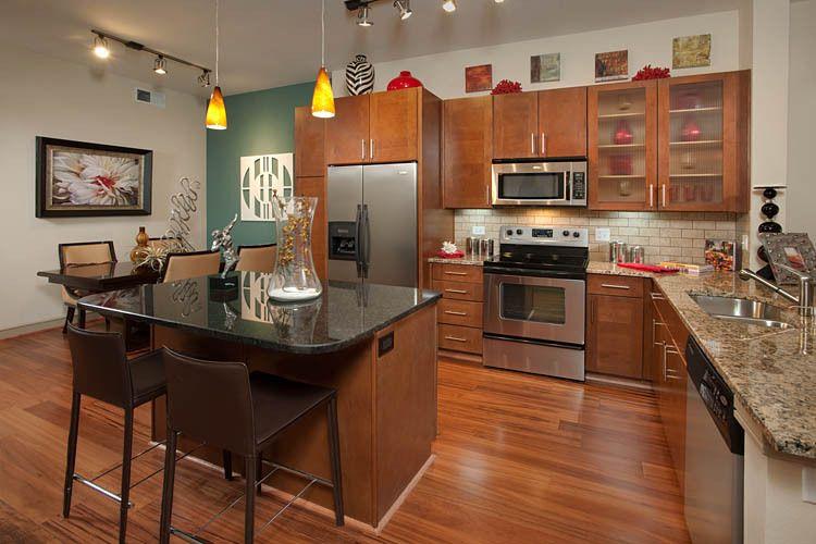 GWA 2B kitchen