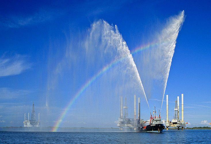 Workboat Rainbow