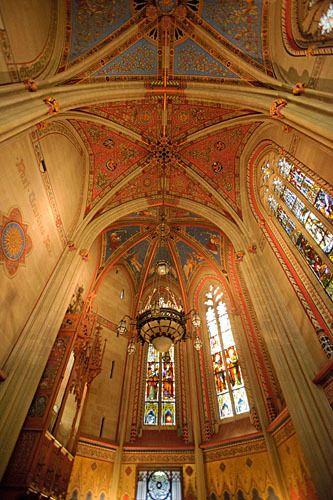 Chapel des Maccabees 1