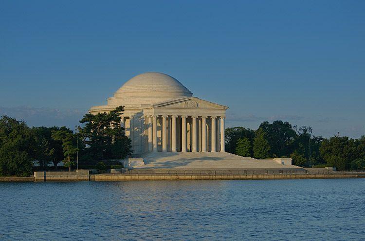 Jefferson Memorial 2