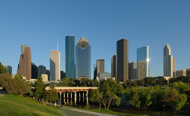 Houston Skyline 2.2