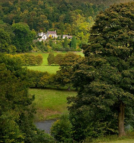 Wales Manor House