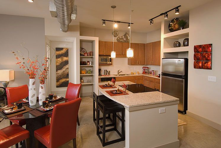 Lakeshore kitchen