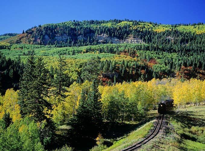 Cumbres & Toltec Railroad 1