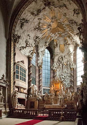 St. Michael's alter