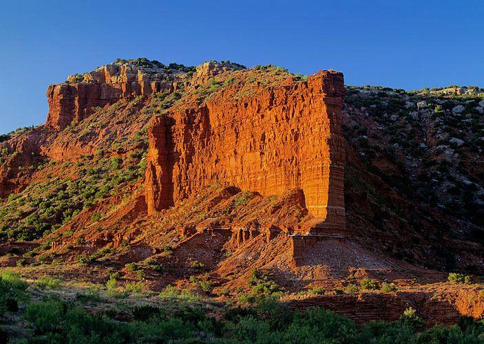 Caprock Canyon 1
