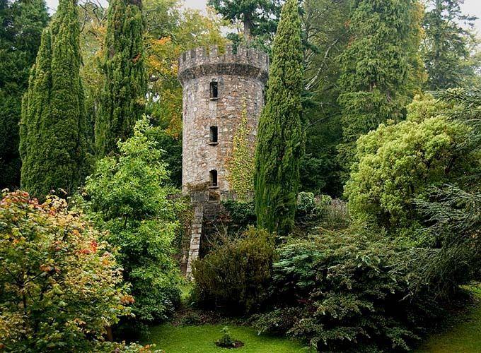 Powerscourt Tower