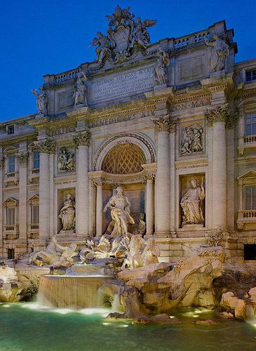 Trevi Fountain 1
