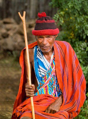 Maassai Elder