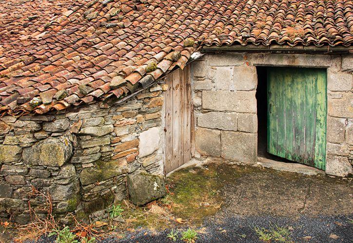 Green Door Shed