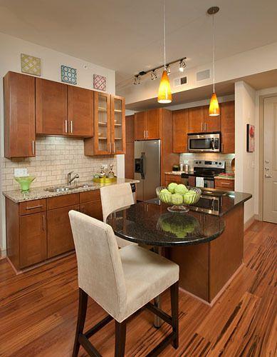 GWA 1B kitchen