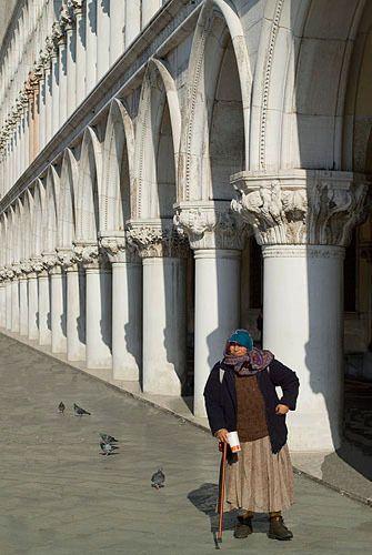 Venice Peasant