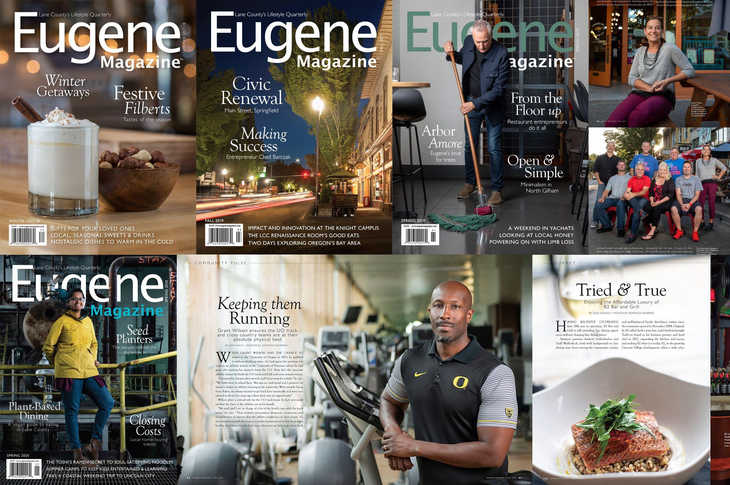 Eugene Magazine Contributor
