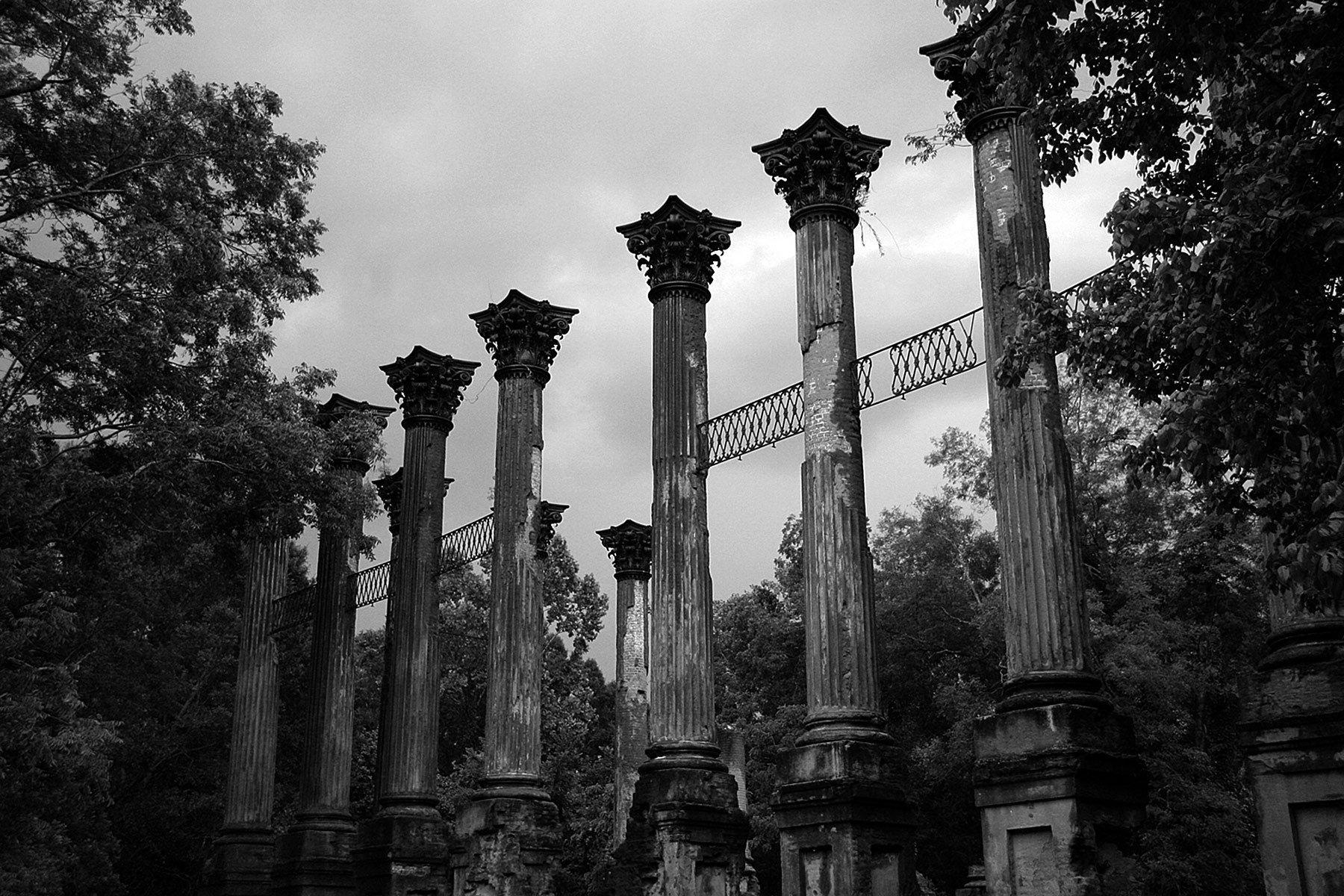 Windsor Ruins, 2008