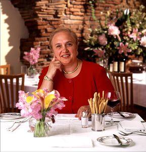 Lidia Bastianich of Falidia's, NYC