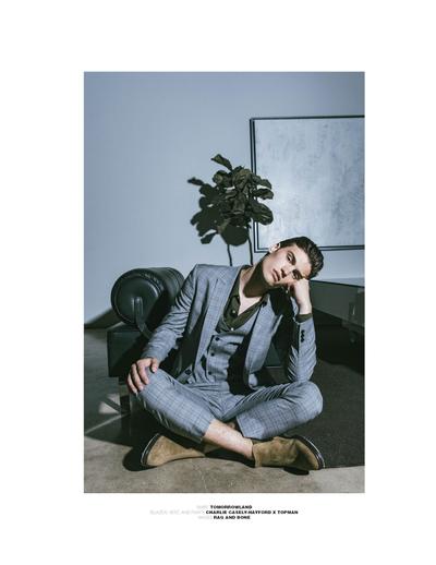 Tor Matthey On Figure Fashion Wardrobe Styling