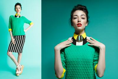 Model: Rebecca Shugart