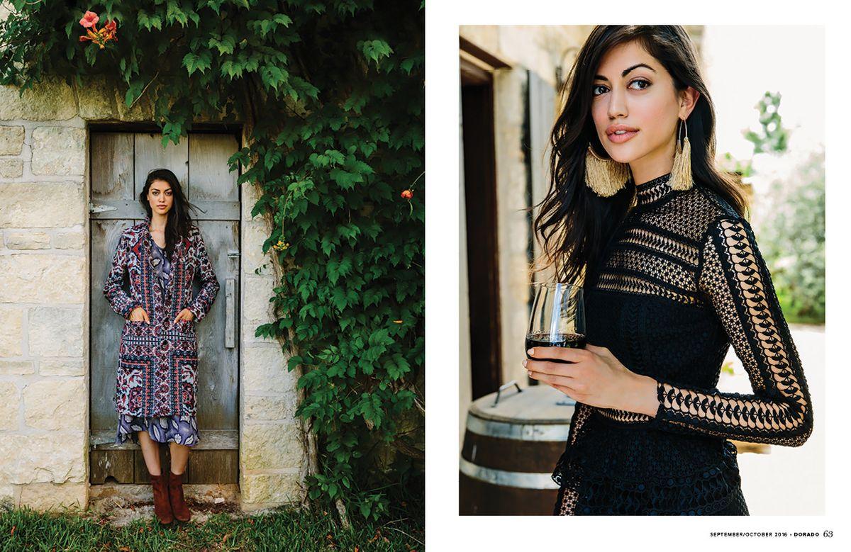Tiffany Hicks Fashion Wardrobe Styling