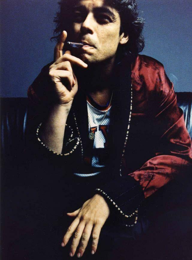 Portraiture: Benicio Del Toro