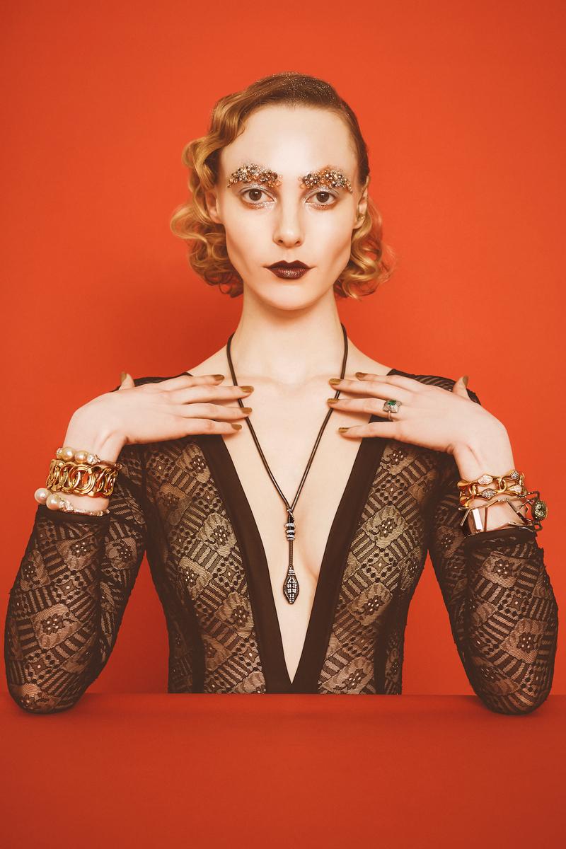 Fashion Wardrobe / Jewelry Styling