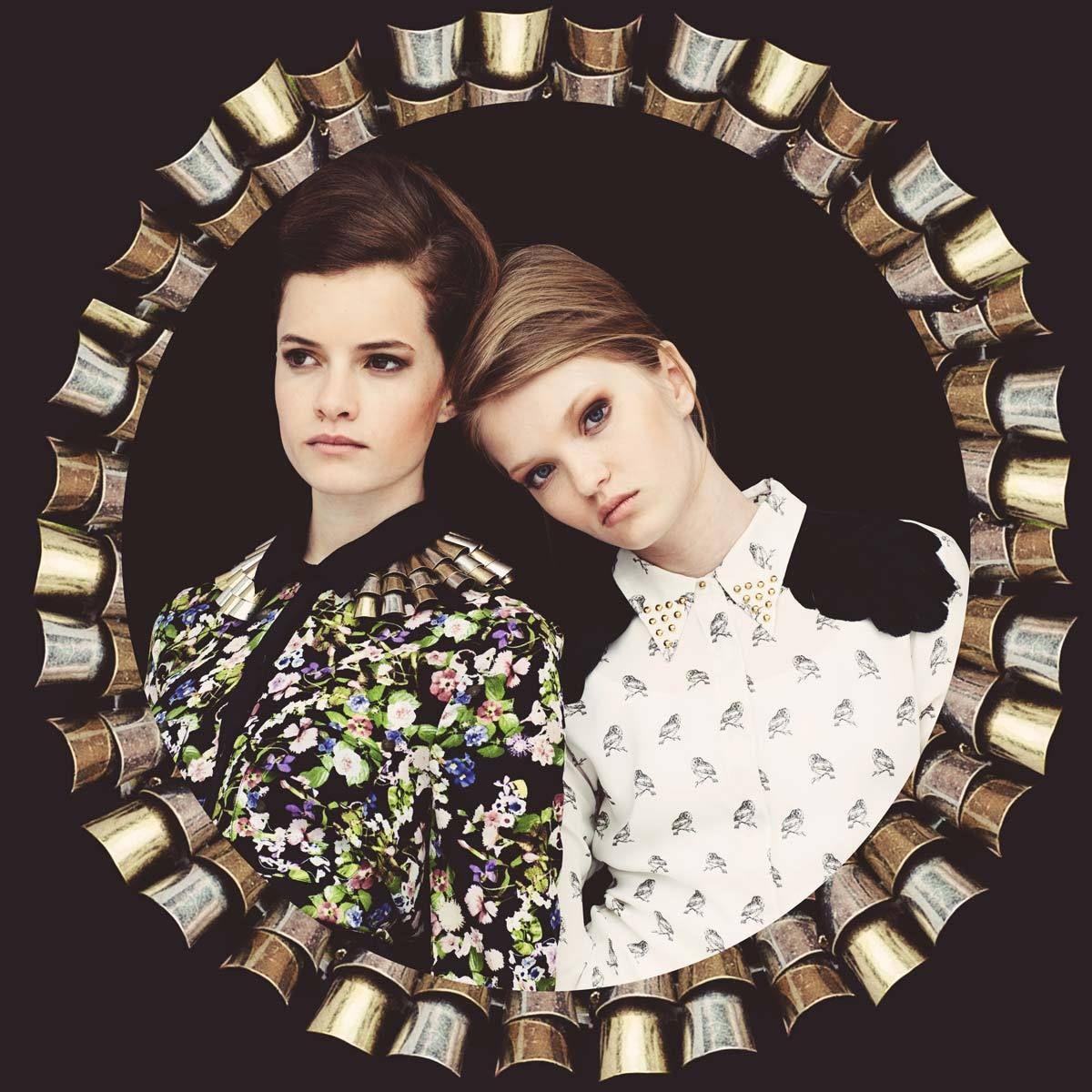 Models: Bridget  & Abby Williamson