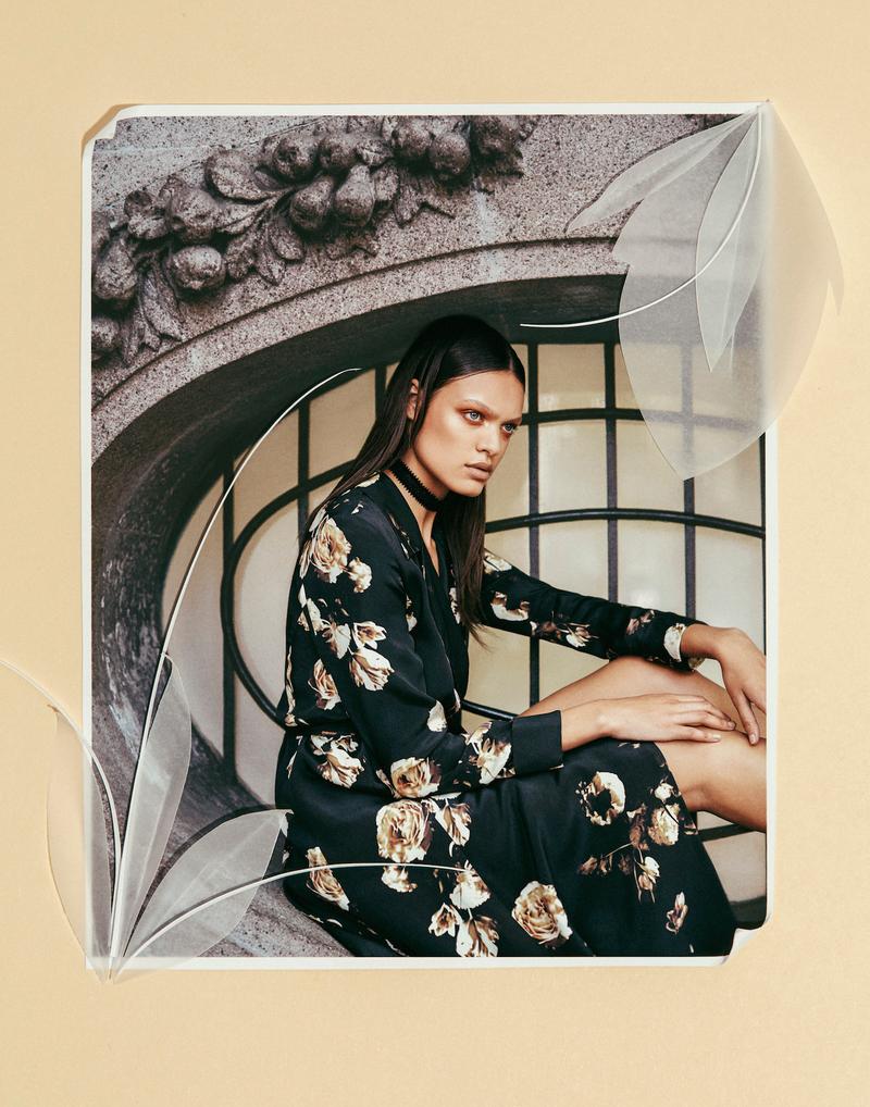 Model: Valerie Wetmore
