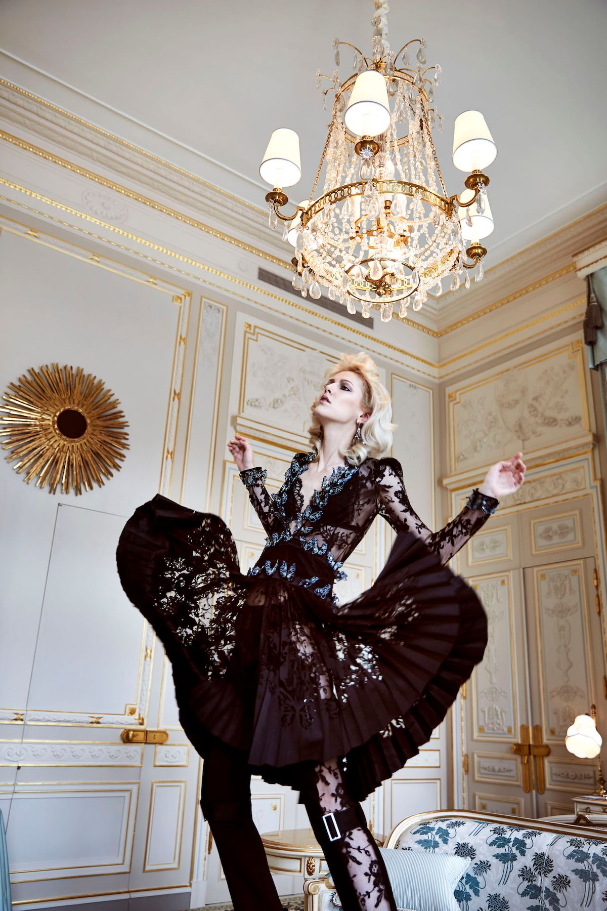 Fashion Wardrobe Styling Ritz Paris