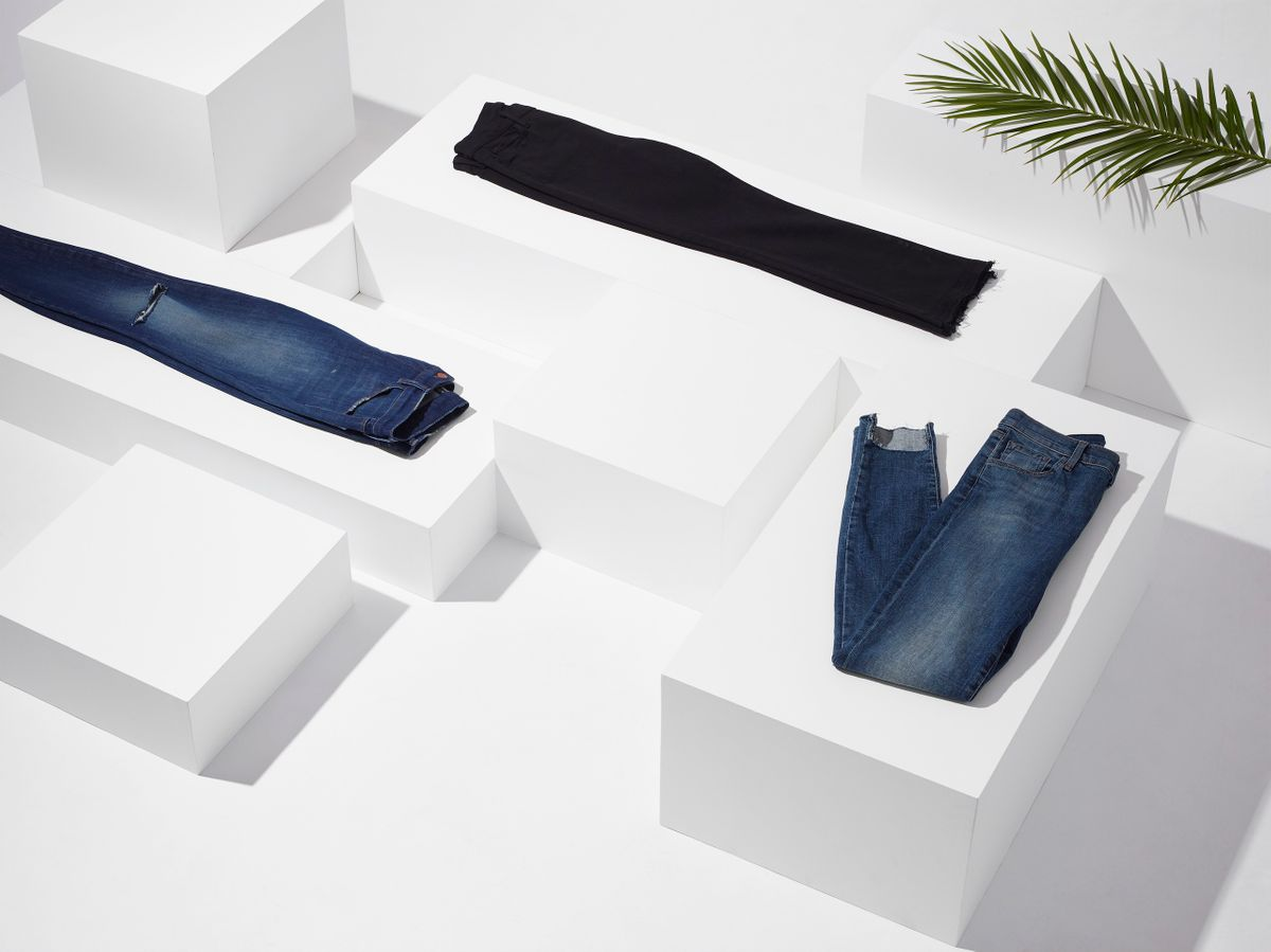 Brian Primeaux Still Life Prop Stylist for J Brand