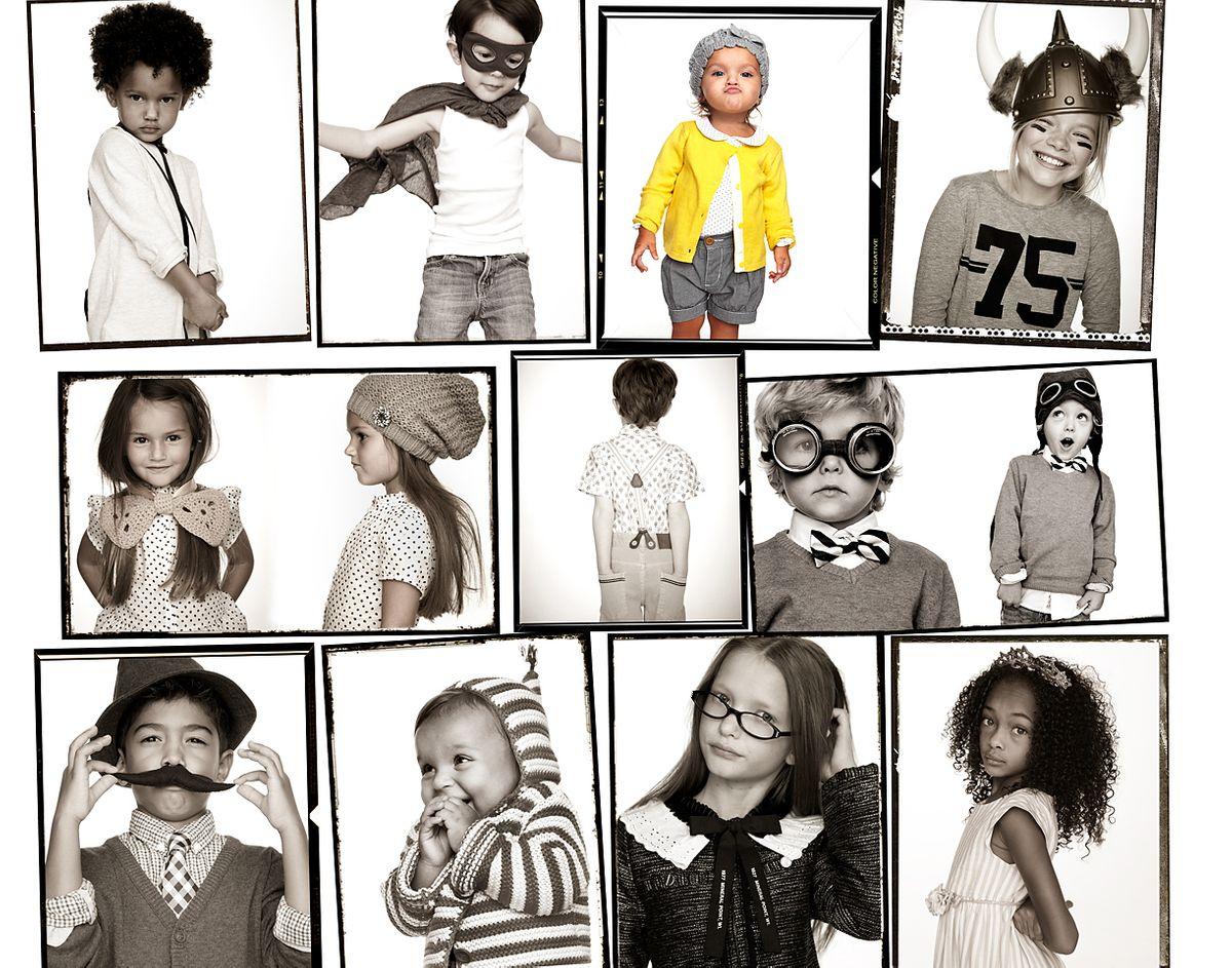 Kids Mens Hair / Make up
