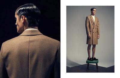 Tor Matthey Mens On Figure Fashion Wardrobe Styling