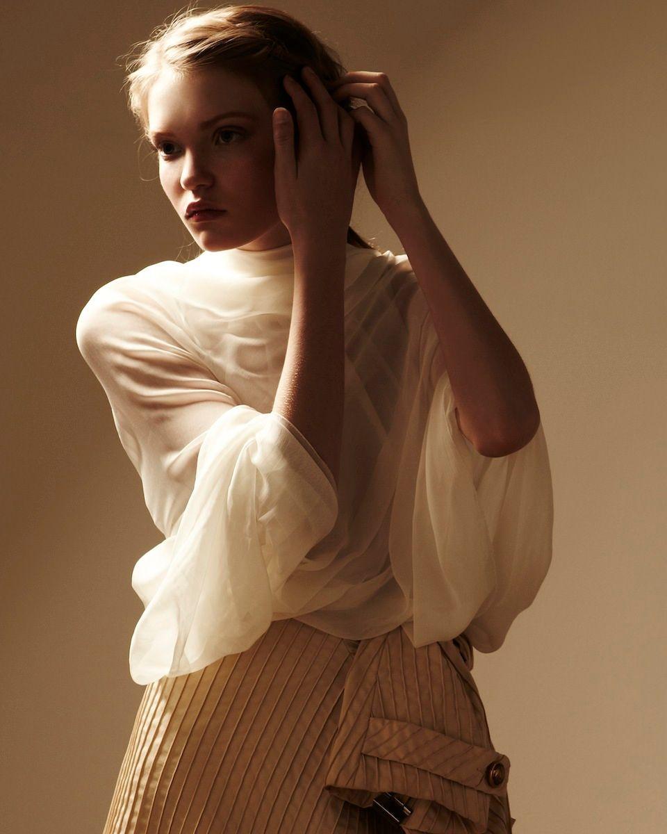 Model: Abby Williamson