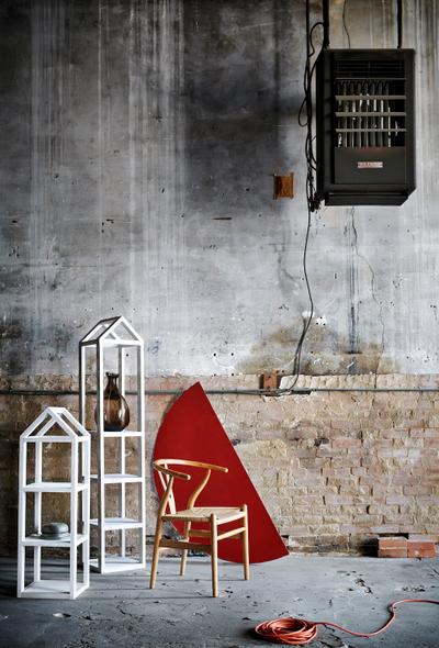 Loran Thrasher Set  / Prop Fabrication