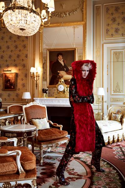 Fashion Wardrobe Styling Ritz Paris