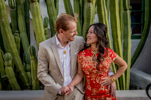 Sonia & neal - Engagement Session