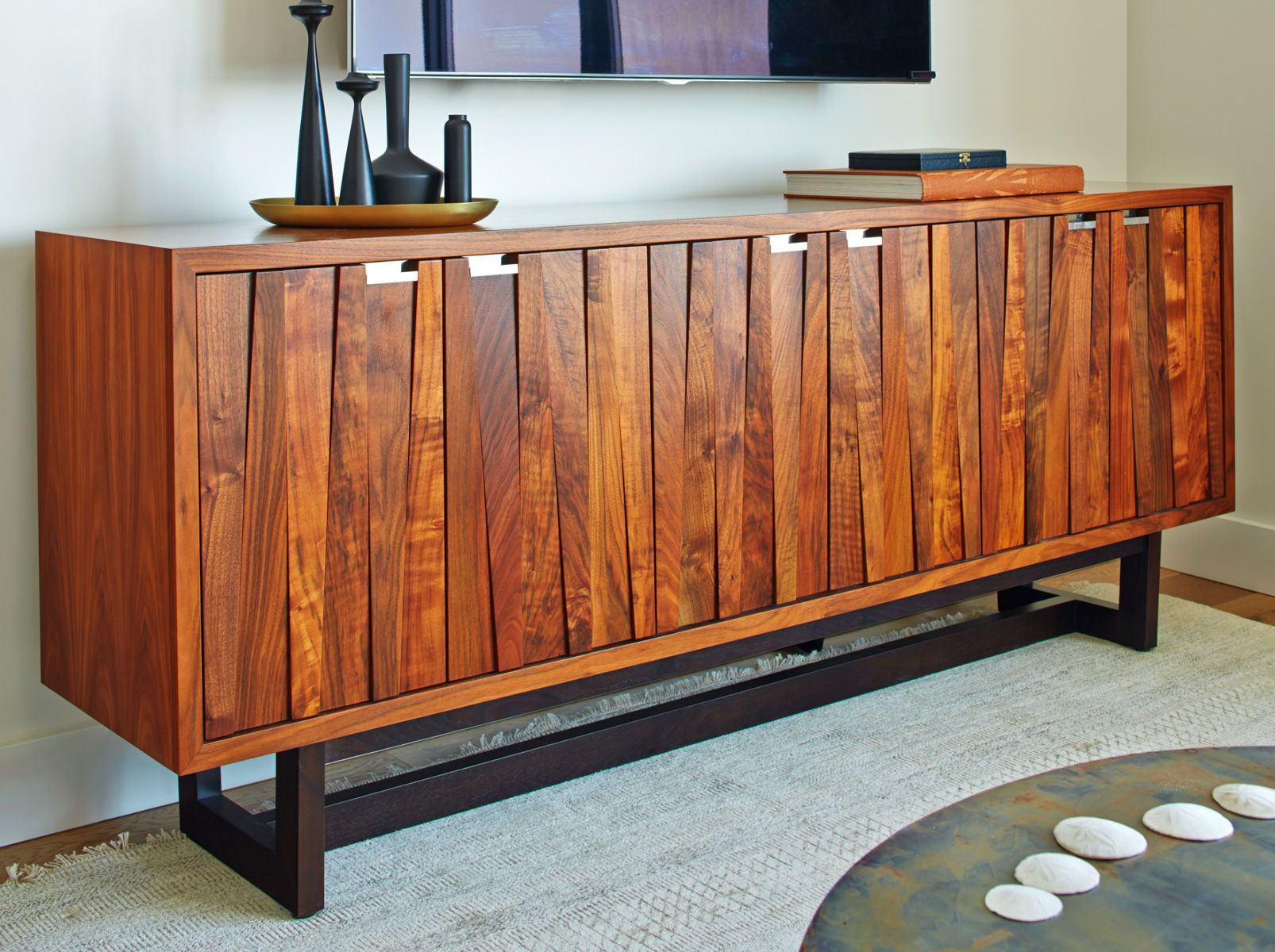 Family Room Console
