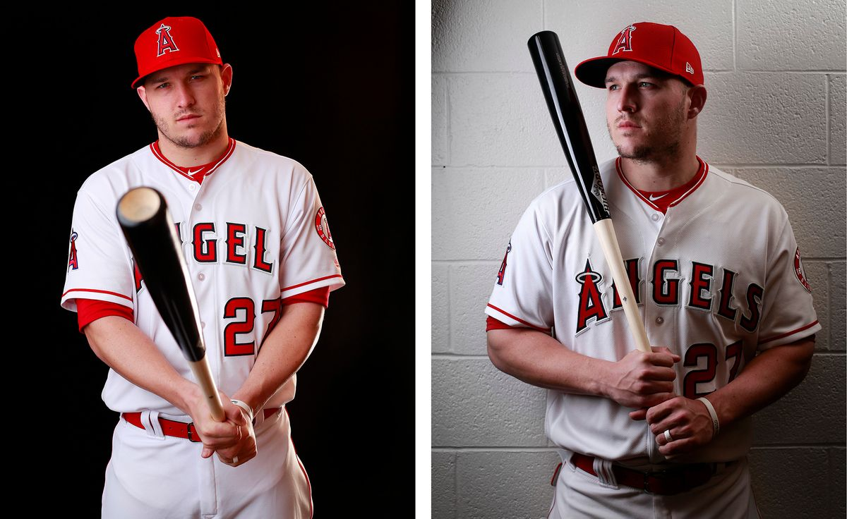 Los Angeles Mike Trout
