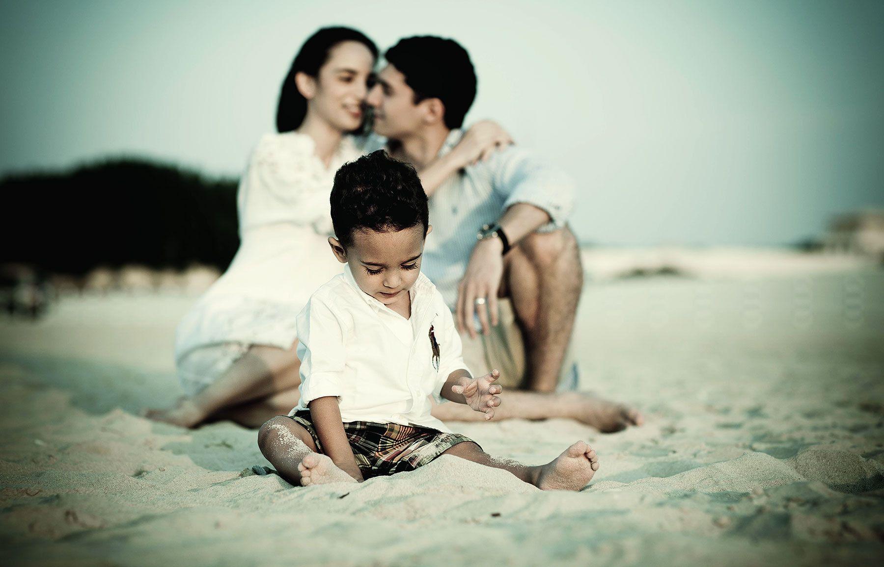 Family Portraits Photography in Dubai