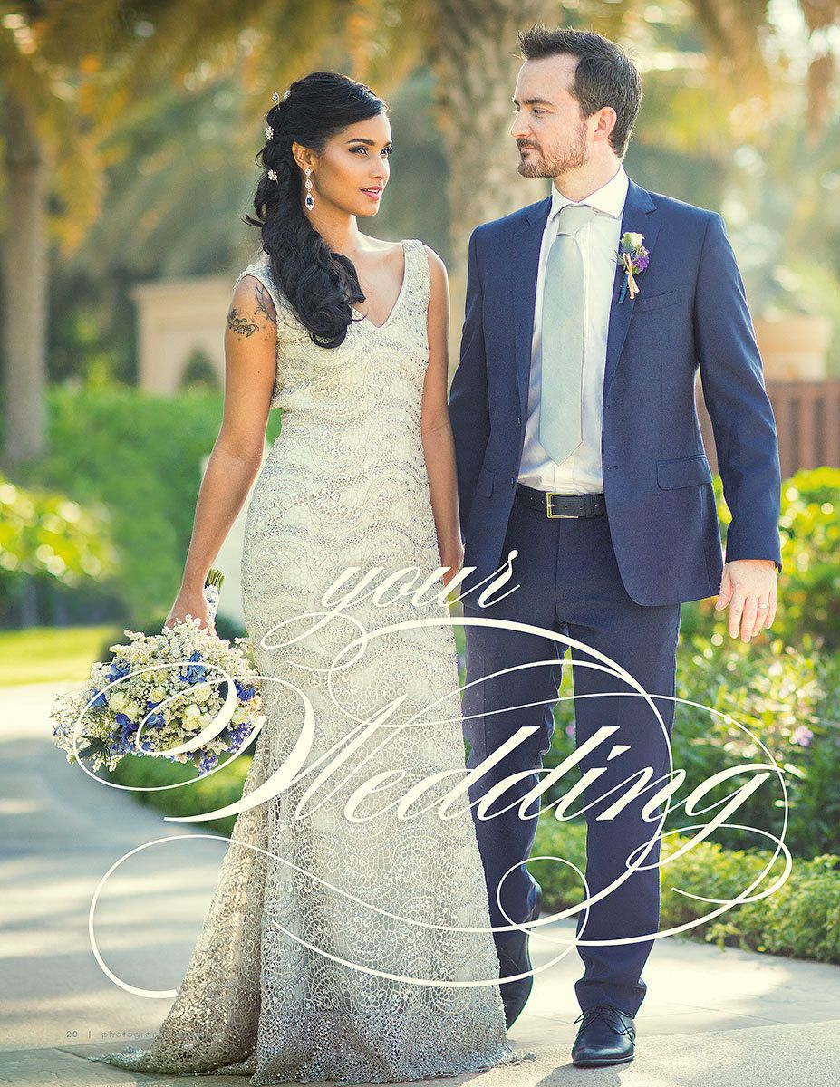 Real Wedding Album in Dubai