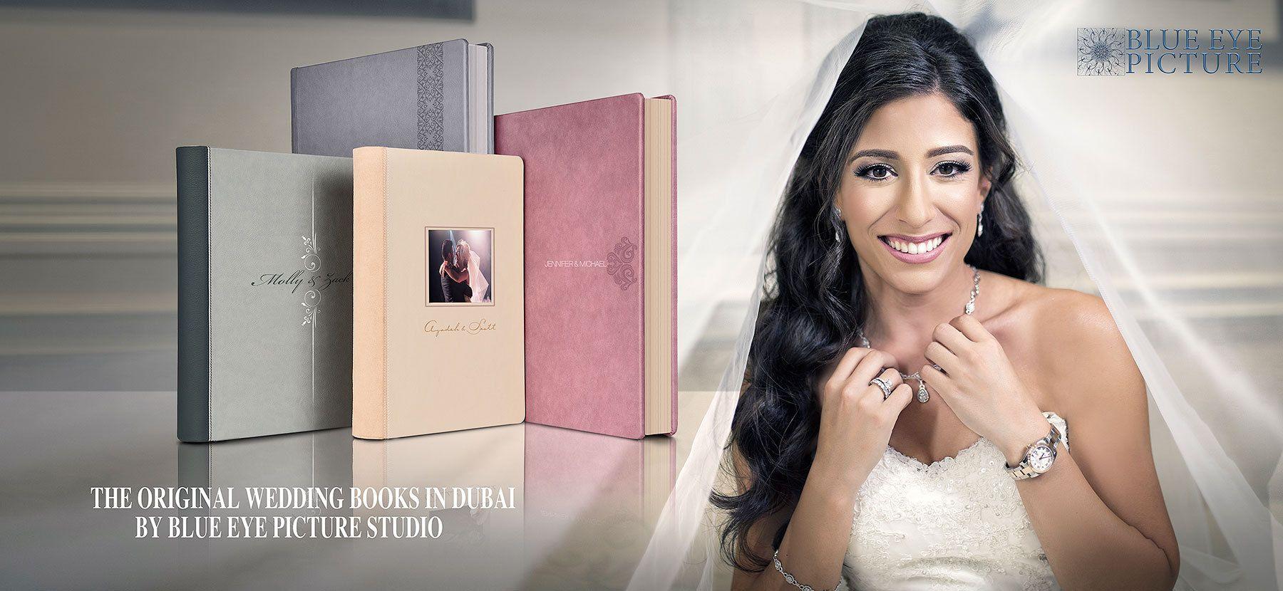 Original Wedding Books in Dubai