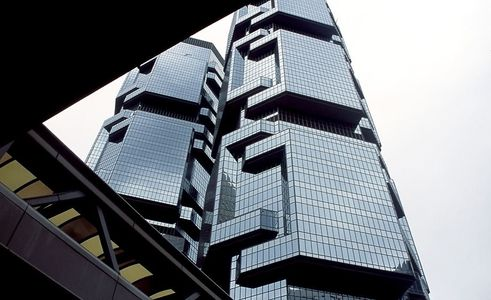 Lippo Building in Hong Kong, China