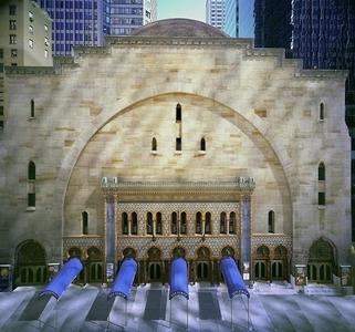 City Center:  New York NY