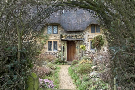 England Countryside cottage