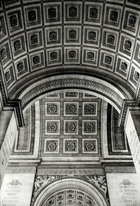 Arc de Triumph, Paris France