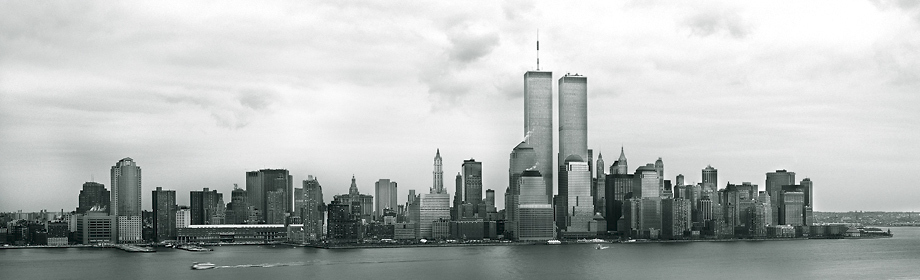Twin Towers, March 22nd 2000