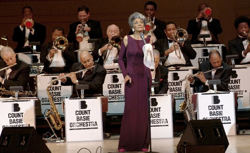 The Whiteweld Foundation, Carnegie Hall, Nancy Willson and the Count Basie Orchestra