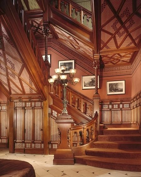 Mark Twain House  Hartford, Ct