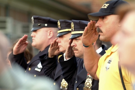 Mary Ann Collura, MAC 136The loss of a police Officer.