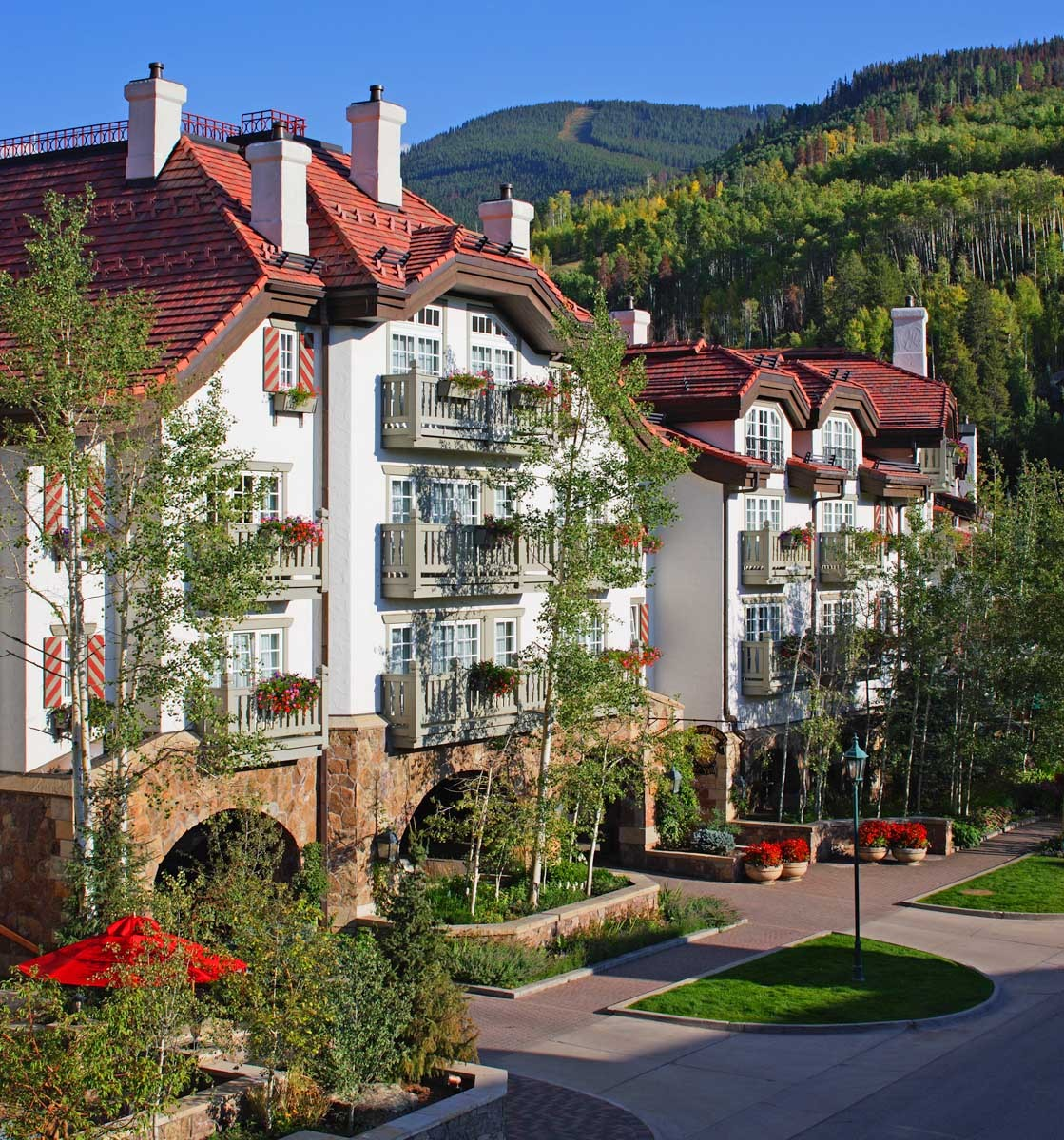 Sonnenalp Resort, Vail, Colorado