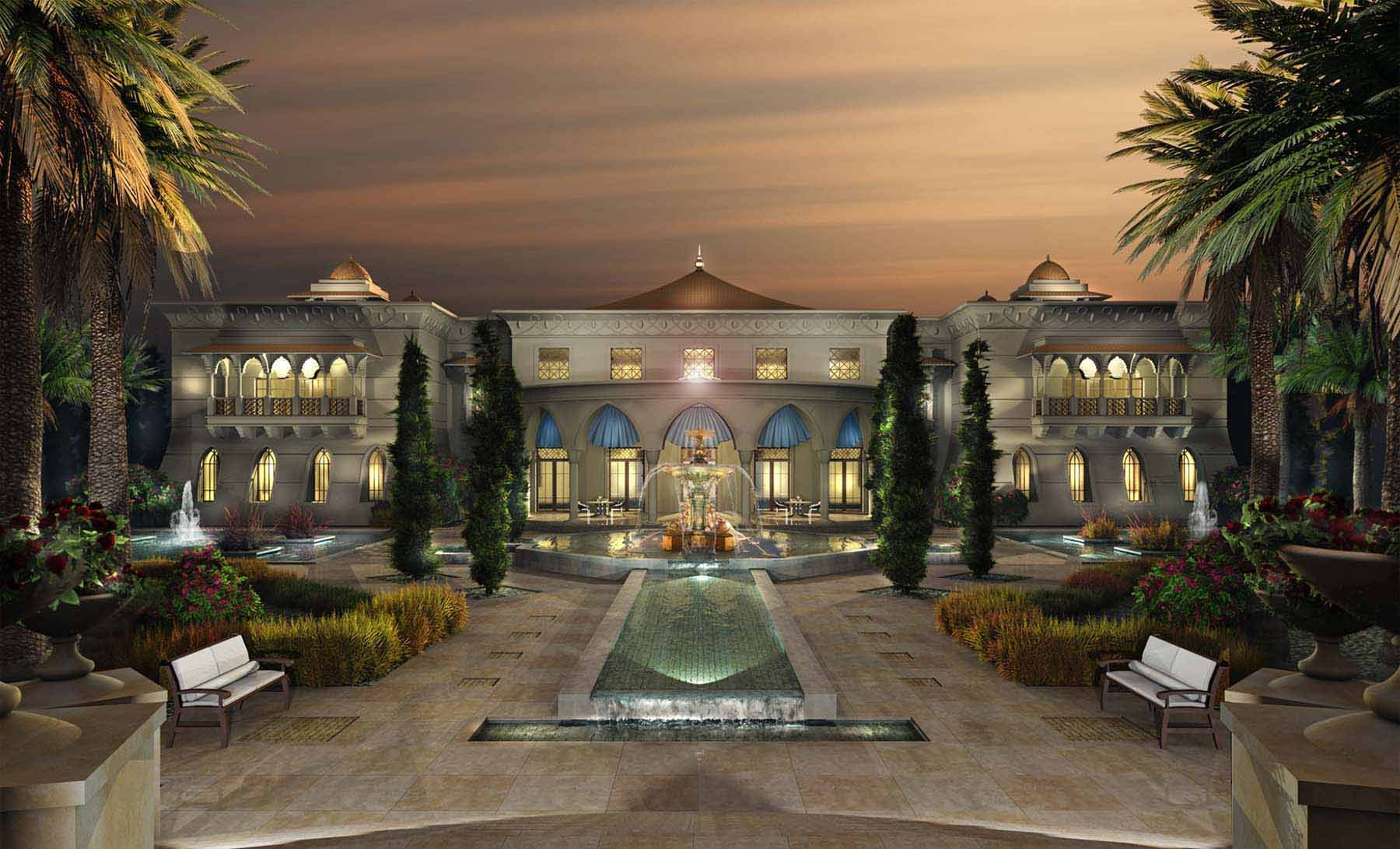 Private resort near Jeddah, Saudi Arabia