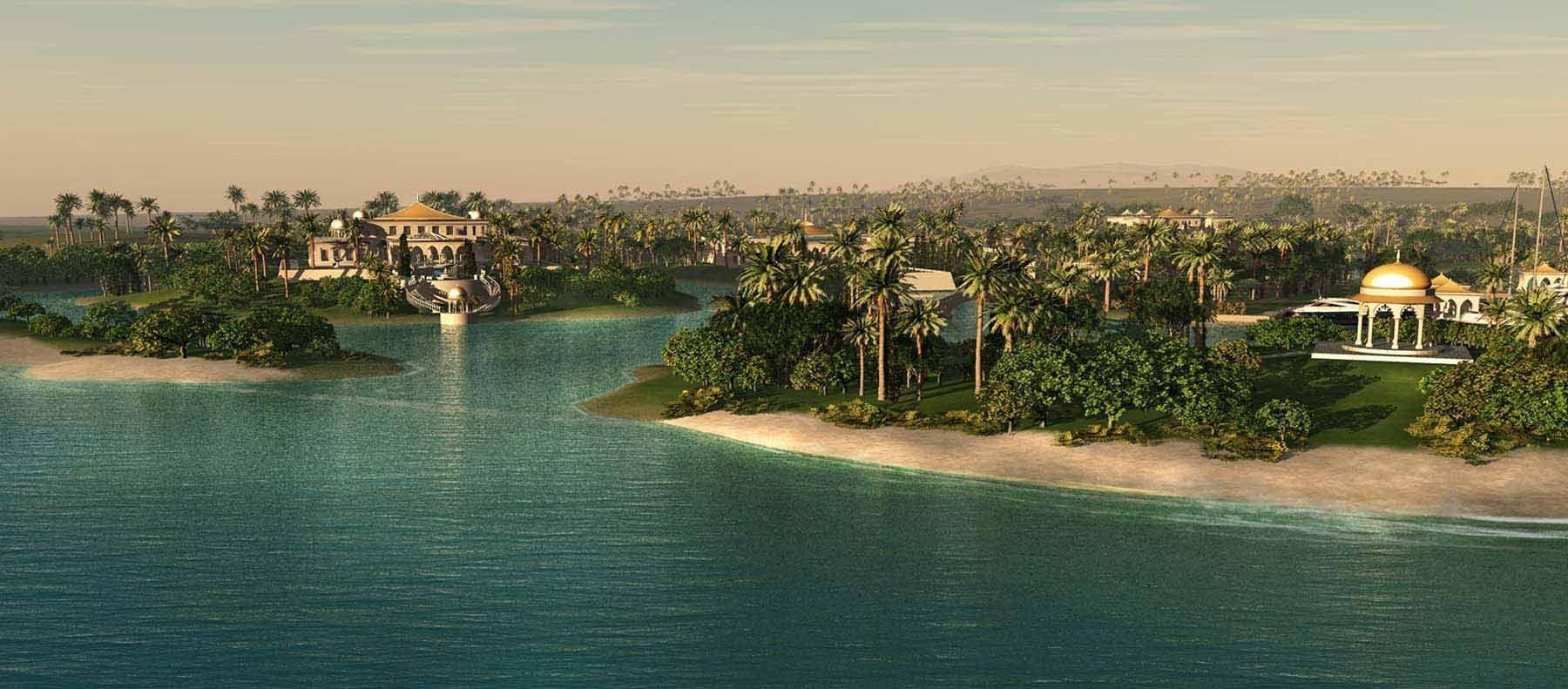 Private resort near Jeddah, Saudi Arabia